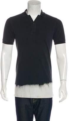Tomas Maier Short Sleeve Polo Shirt