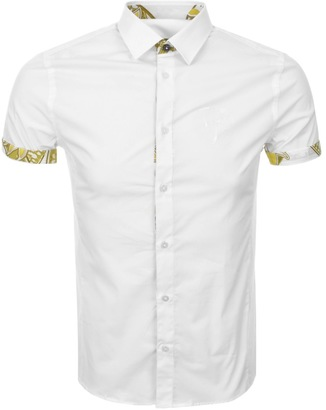 Short Sleeved Shirt White