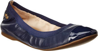 Cole Haan Eloise Leather Ballet Flat