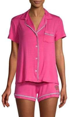 Juicy Couture Regal Two-Piece Pajama Set