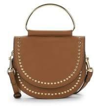 Vince Camuto Elyna Studded Leather Crossbody Bag