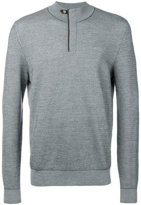 Ermenegildo Zegna high neck sweater