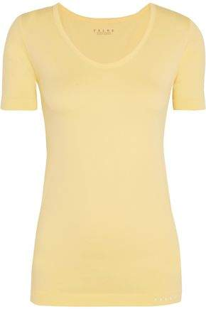 Fitness Stretch-Jersey T-Shirt