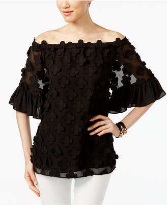 Alfani Off-The-Shoulder Top, Only at Macy's $89.50 thestylecure.com