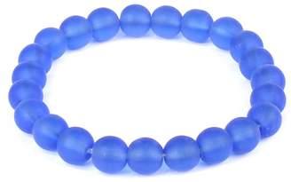Riah Fashion Glass Bead Bracelet