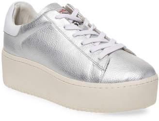 Ash Cult Metallic Platform Sneaker