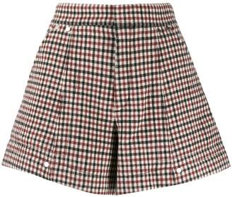 Chloé A-line shorts