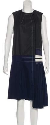 Paco Rabanne Sleeveless Midi Dress