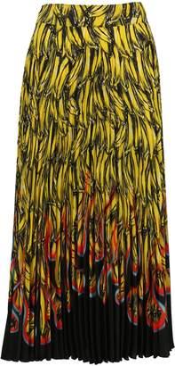Prada Long Skirt Banana