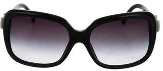 Chanel Chanel CC Bow-Embellished Sunglasses