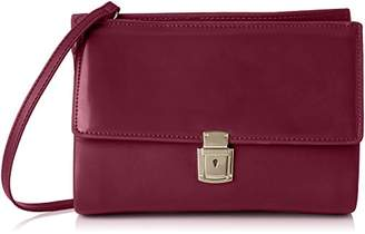 French Connection Womens Clutch Purple Size: