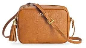 GiGi New York Madison Pebble Leather Crossbody Bag