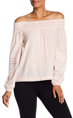 Ramy Brook Aggie Off-the-Shoulder Blouse