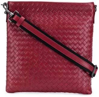 Intrecciato small messenger bag