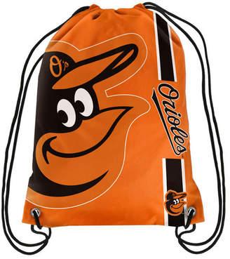 8601960ab42 ... Forever Collectibles Baltimore Orioles Big Logo Drawstring Bag