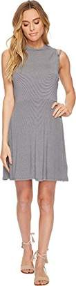 Volcom Junior's Open Arms Cold Shoulder Top Dress