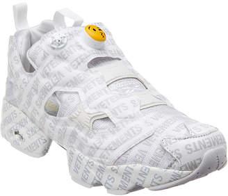Vetements Mesh Slip-On Sneaker