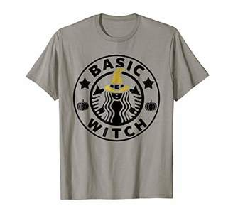 Basic Witch Halloween Funny T-Shirt
