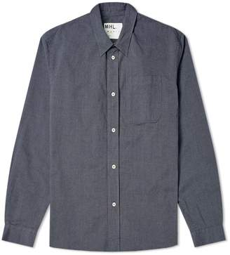 Mhl By Margaret Howell Painters Shirt