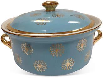 One Kings Lane Vintage Hall's Lidded Casserole Dish - Auctiondogs505