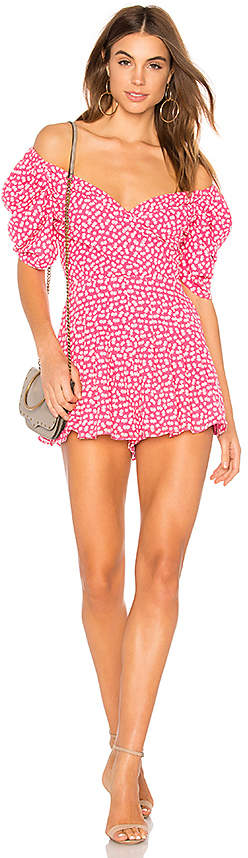 Be About You Romper