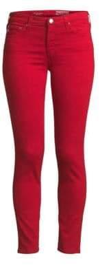 AG Jeans Prima Ankle-Crop Cigarette Jeans