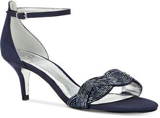 Adrianna Papell Aerin Evening Dress Sandals Women Shoes