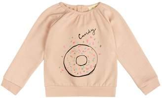Soft Gallery Donut Print Annabel Sweatshirt