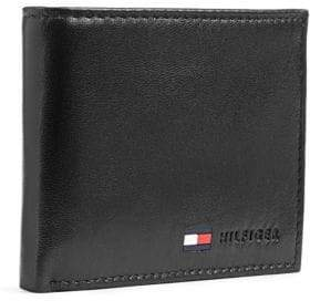 Tommy Hilfiger Stockton Leather Wallet