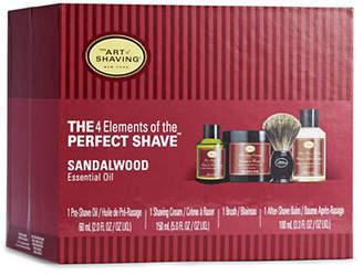 The Art of Shaving Sandalwood Full-Size Four-Piece Kit