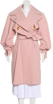 Christian Lacroix Long Collared Coat