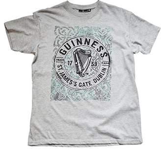 Guinness Grey St James Gate Dublin T-Shirt