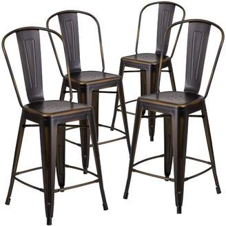Flash Furniture 24'' Bar Stool