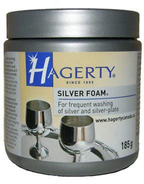 Hagerty Silver Foam 185G