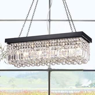 House of Hampton Ramsgate 5-Light Crystal Chandelier