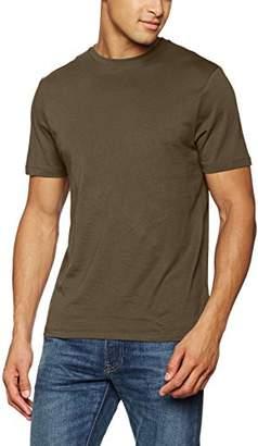 New Look Men's 5075478 T-Shirt, (Light Purple)
