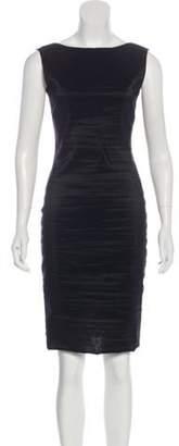 The Row Sleeveless Sheath Dress Black Sleeveless Sheath Dress