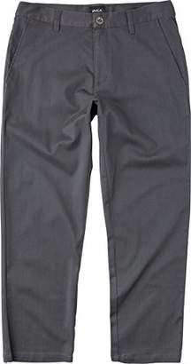 RVCA Men's Flood Chino Pant