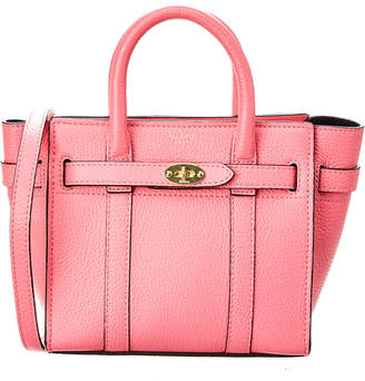 Mulberry Bayswater Micro Leather Tote