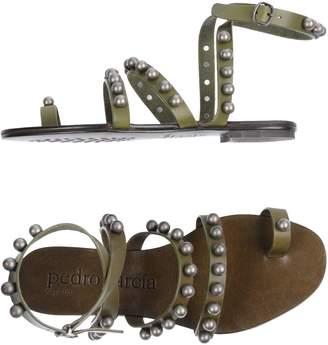 Pedro Garcia Toe strap sandals - Item 11171273VU