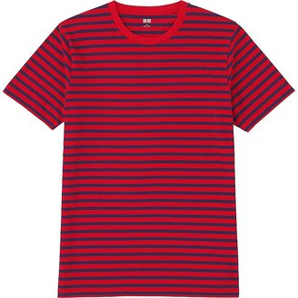 Men's Washed Striped T-Shirt $14.90 thestylecure.com