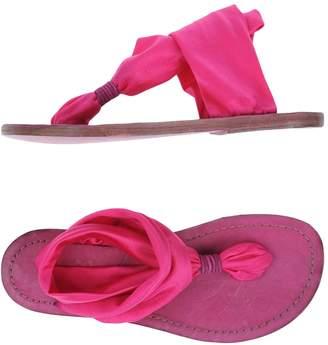 JFK Toe strap sandals