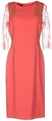 Clips Knee-length dresses - Item 34683471PP