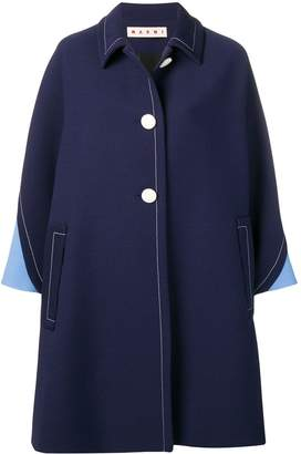 Marni loose fit trench coat
