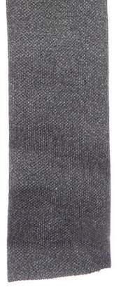 Hermes Silk Knit Tie