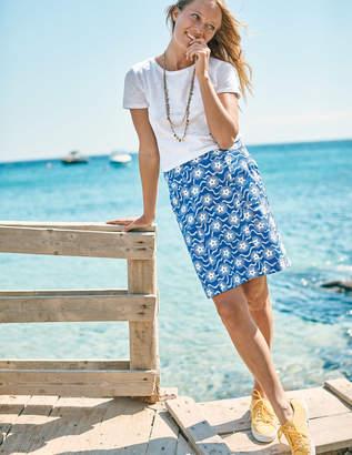 Boden Helena Chino Skirt