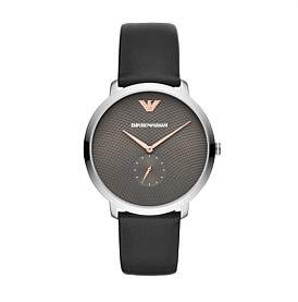 Emporio Armani Men'S Black Watch