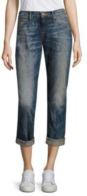 True Religion Cameron Boyfriend Jeans $189 thestylecure.com