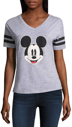 Freeze Mickey Mouse Tee - Juniors