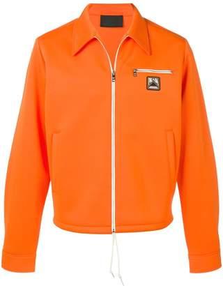 Prada scuba lightweight jacket